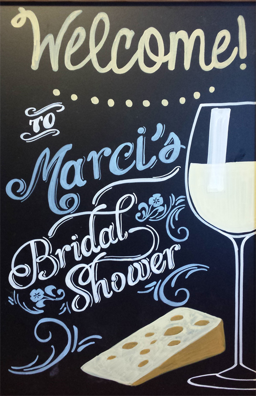 Marci's Bridal Shower