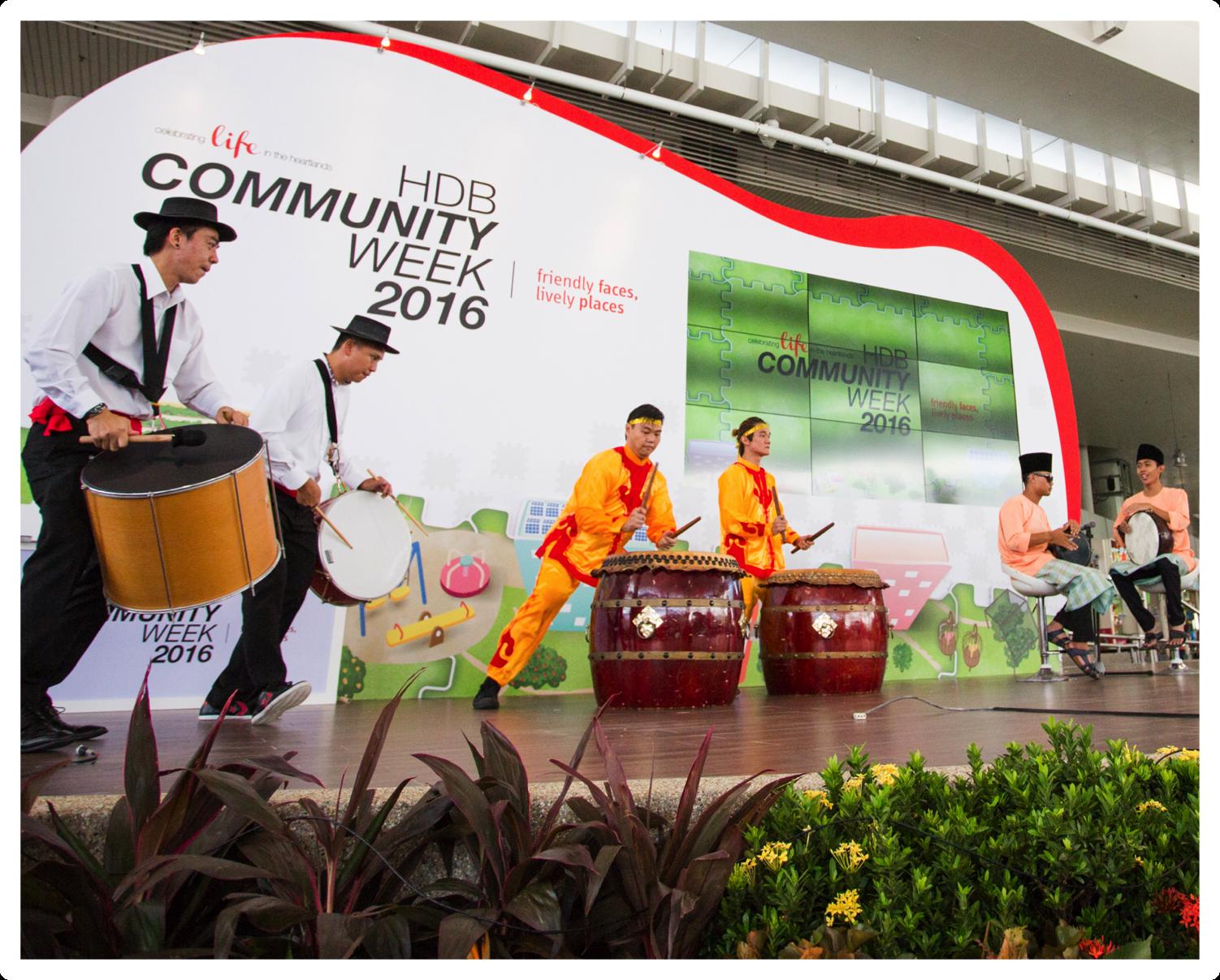 HDB Community Week