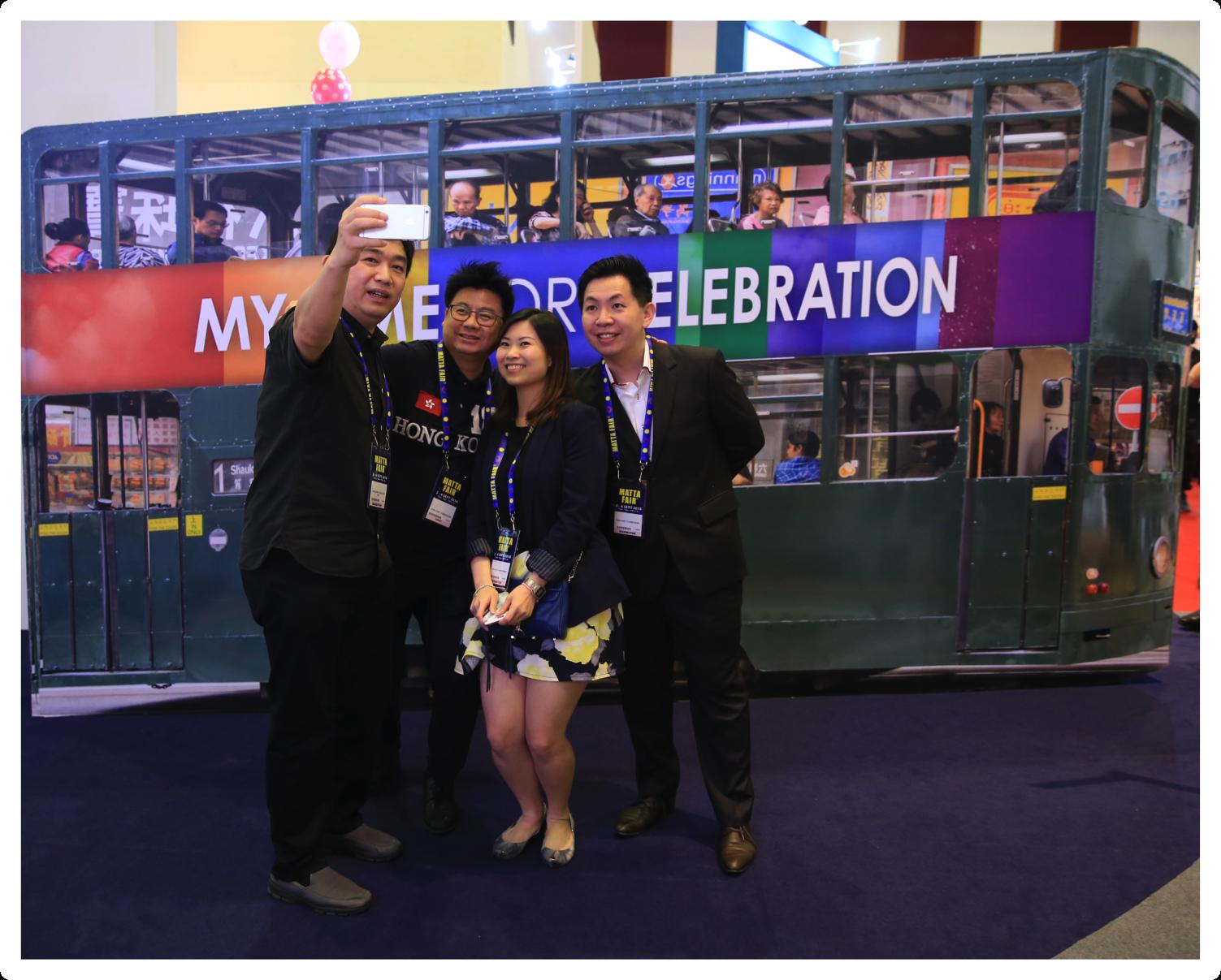 Hong Kong Tourism Board @ MATTA Fair