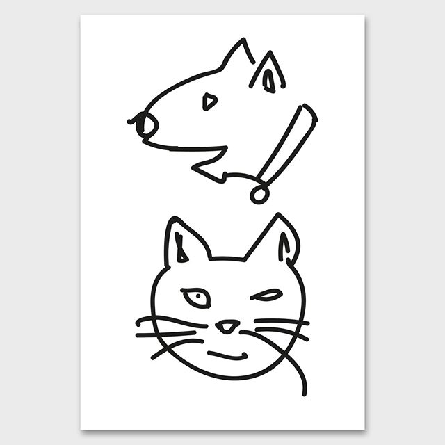 318 Cats & Dogs 2 prochainement en salle #postereveryday _ _ _ #design #adobeillustrator #posterdesign #TDKpeepshow #eyeondesign #art #gfxmob #itsnicethat #montreal #poster #graphicdesign #365 #365project #print #illustration #graphic #typography #letters #etapes #inspiration #risolvemonthly #topography #pattern #graphicdesigner