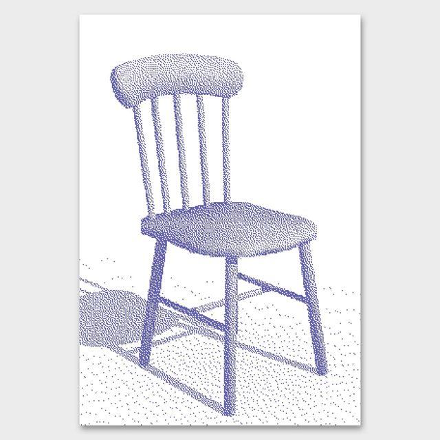 320 Je pense à la chaise qui attend dans la salle d'attente la nuit quand il n'y a personne dessus et que c'est l'hiver et qu'il fait froid. #postereveryday _ _ _ #design #adobeillustrator #posterdesign #TDKpeepshow #eyeondesign #art #gfxmob #itsnicethat #montreal #poster #graphicdesign #365 #365project #print #illustration #graphic #typography #letters #etapes #inspiration #risolvemonthly #topography #pattern #graphicdesigner