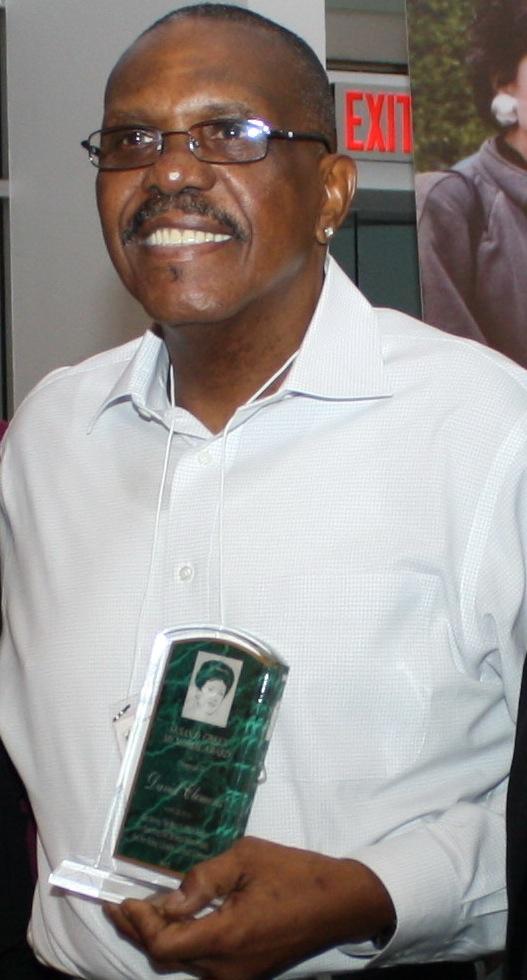 David Clemons - 2013 Winner