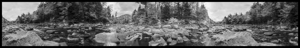 Upstream, Downstream, Moose River, 2016.jpg