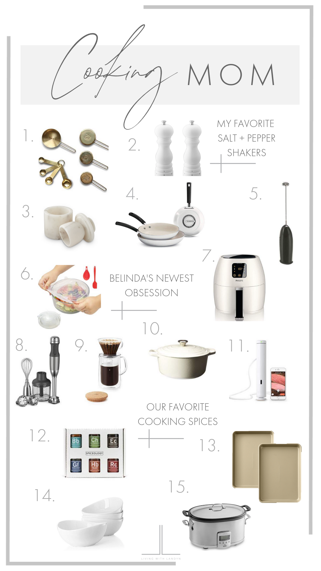 Cooking Mother S Day Gift Guide Living With Landyn