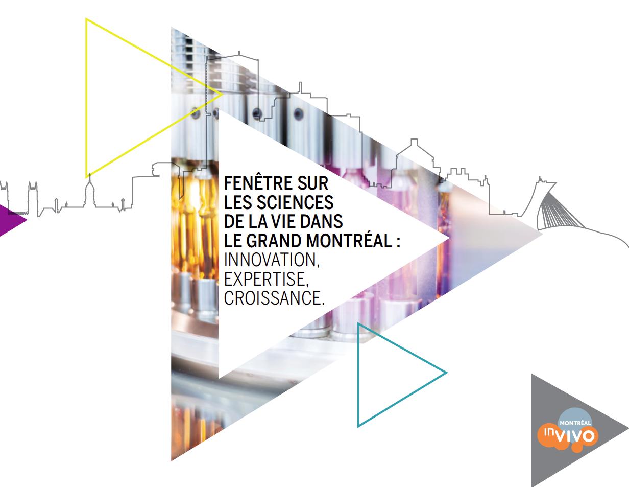 Fenêtre sur les sciences de la vie dans le grand Montréal