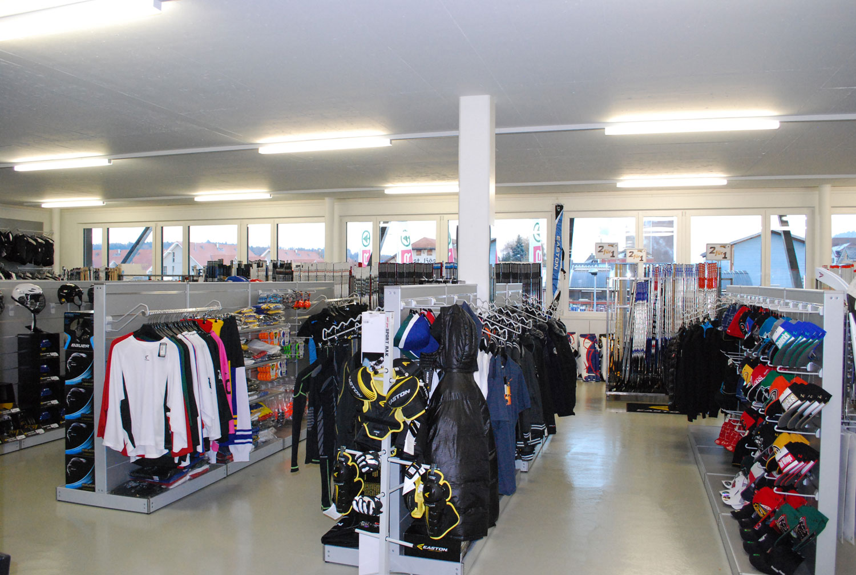 Conte Hockeyshop Bern Outlet - Lysstrasse 53054 Schüpfen+ 41 31 511 25 99