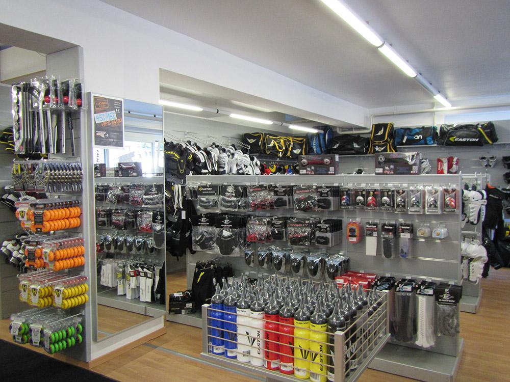 Conte Hockeyshop Lugano - Via Chiosso 76948 Porza+41 91 930 64 50