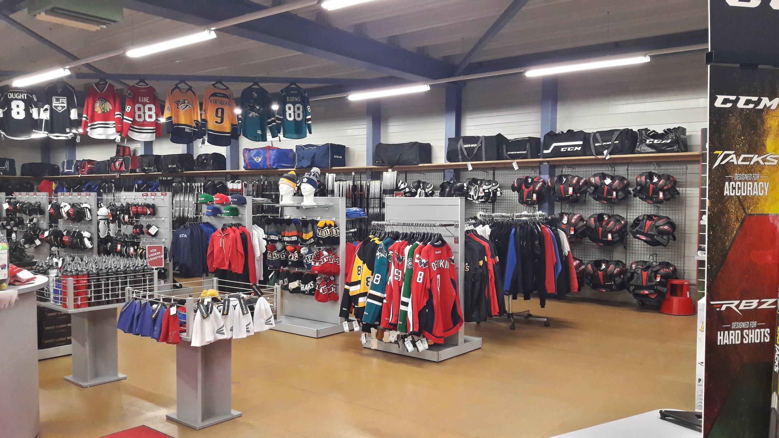 Conte Hockeyshop Rickenbach - Ringstrasse 179532 Rickenbach bei Wil+41 71 929 00 25