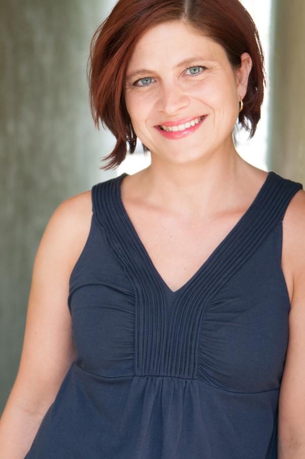 Actress Mary Newsome