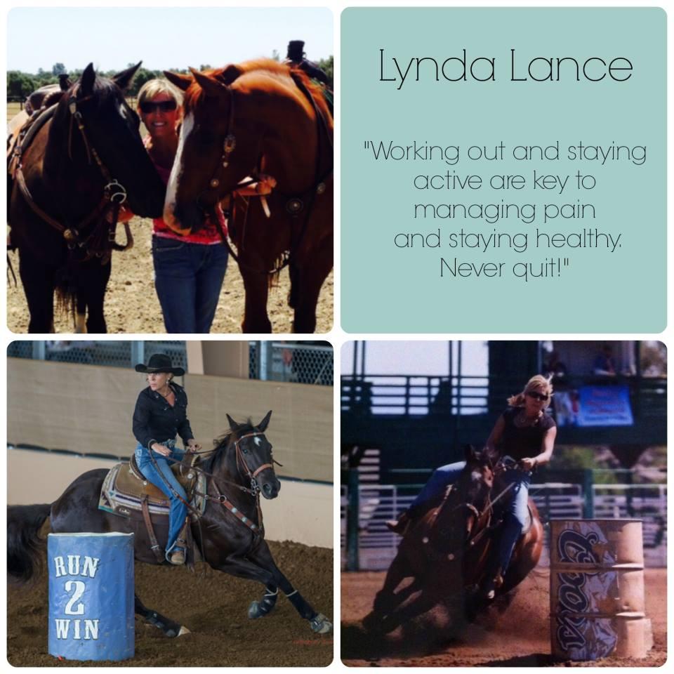 Lynda, Dental Hygienist, Age 54.