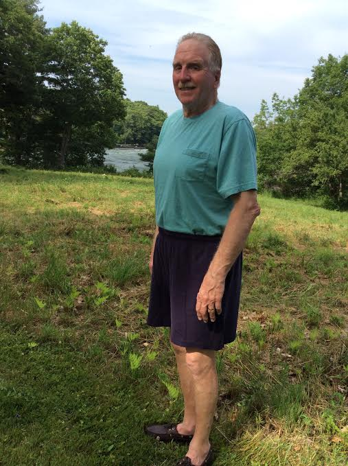 In three months, John lost 15 pounds, lowered his blood glucose levels, increased flexibility, improved balance and posture, and last but not least, John IMPROVED HIS GOLF GAME!!!