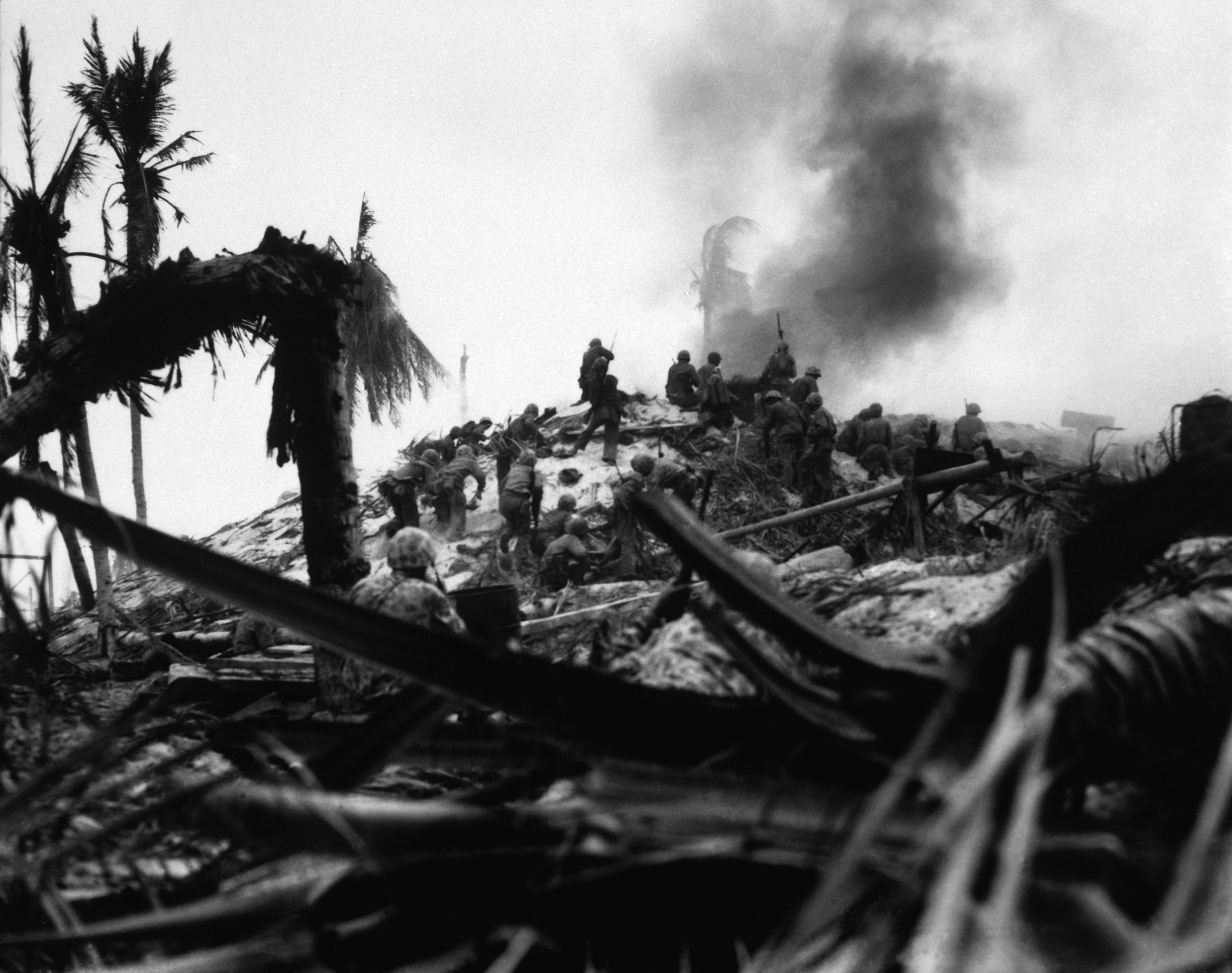 4 Days of Hell: Battle of Tarawa