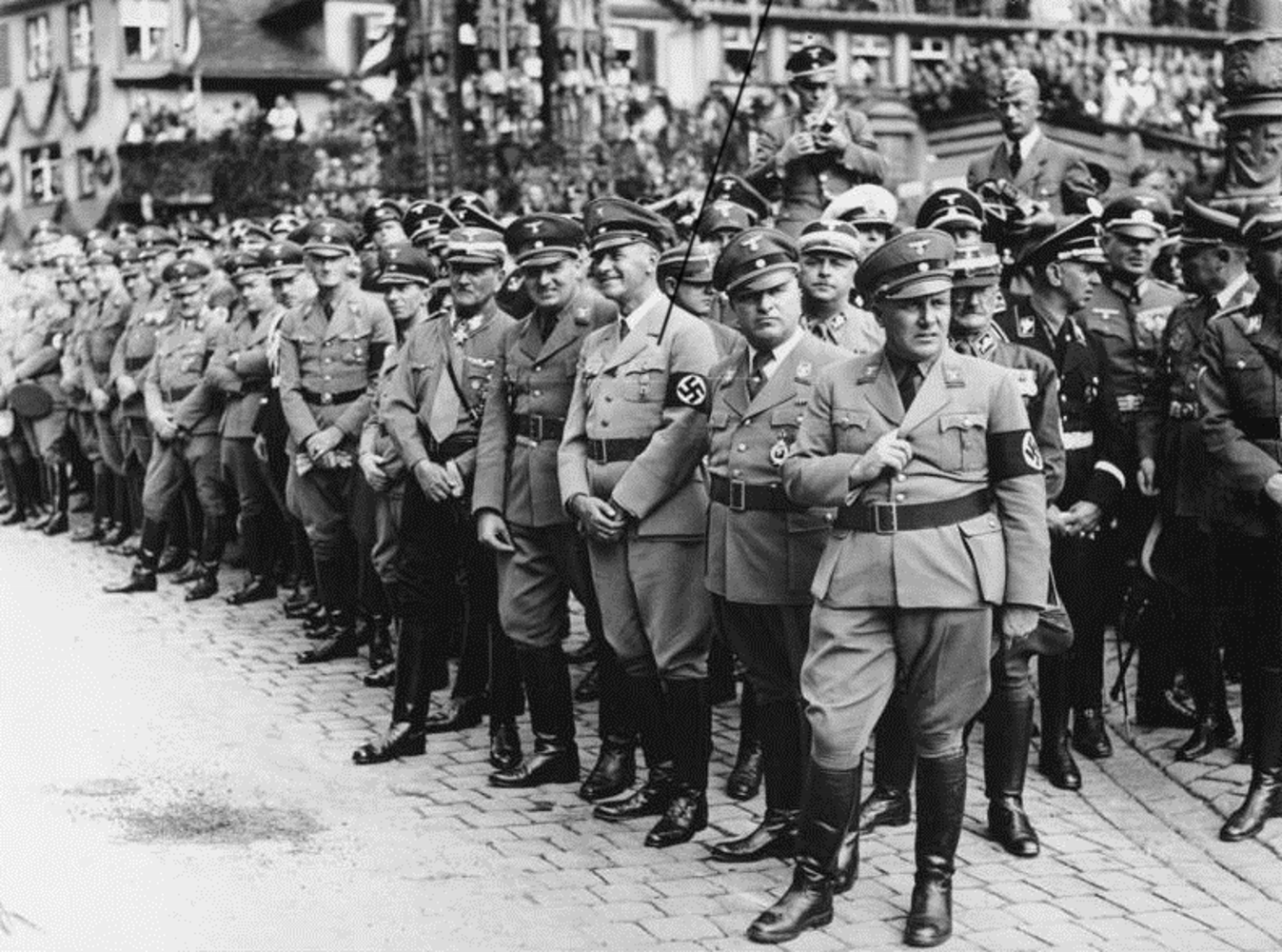 Nazi Party Nuremberg Rally 1938