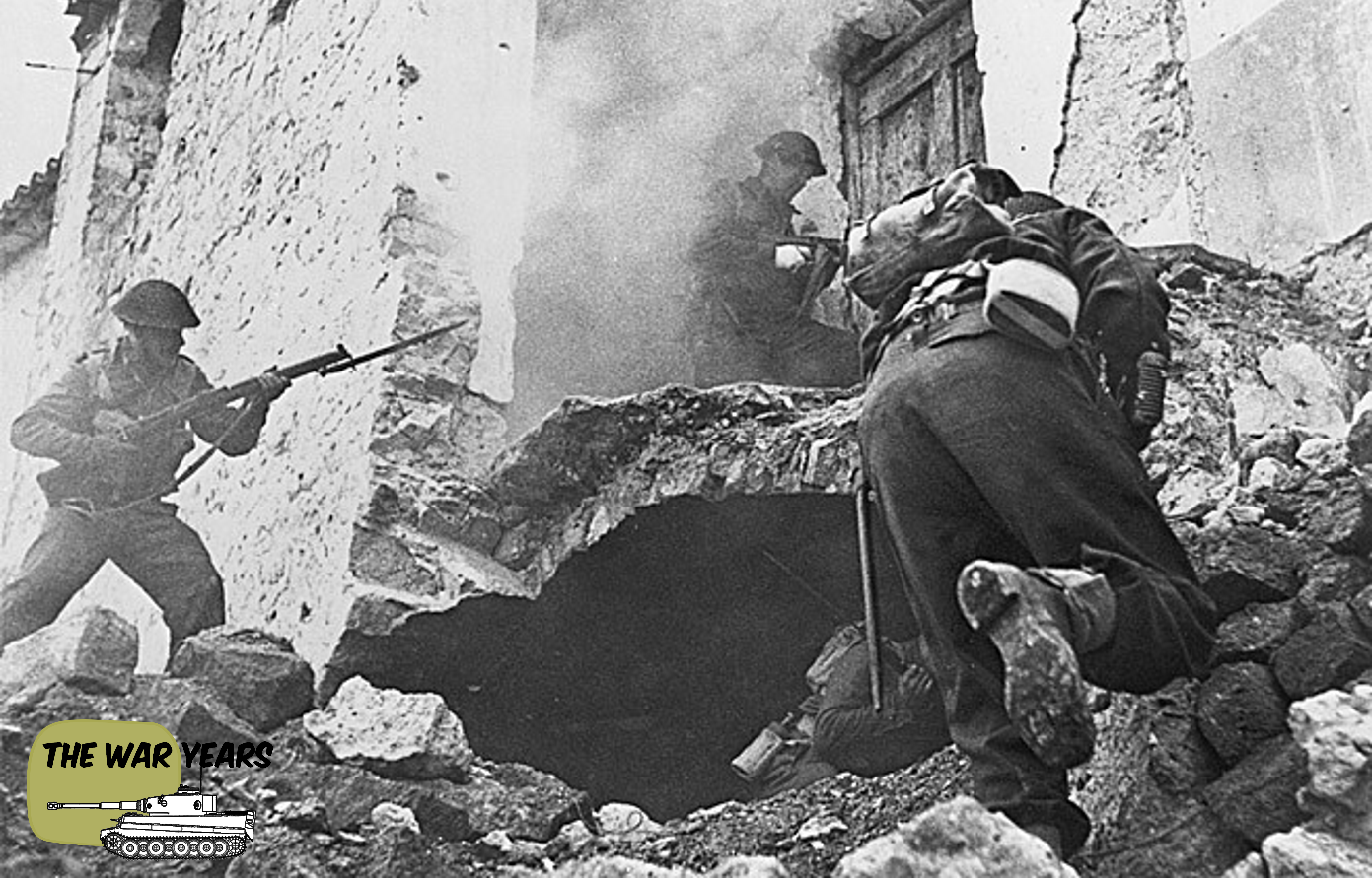 The Heroes of Monte Cassino