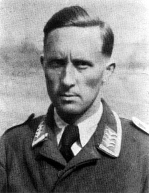 Luftwaffe pilot Oberfeldwebel Helmut Ufer, 4/JG26