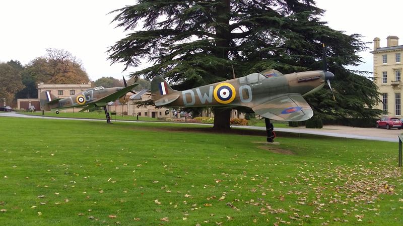 The Bentley Priory Museum - RAF Fighter Command during the Battle of Britain
