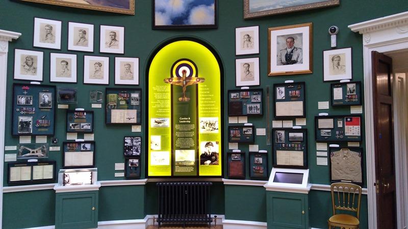 Bentley Priory Rotunda