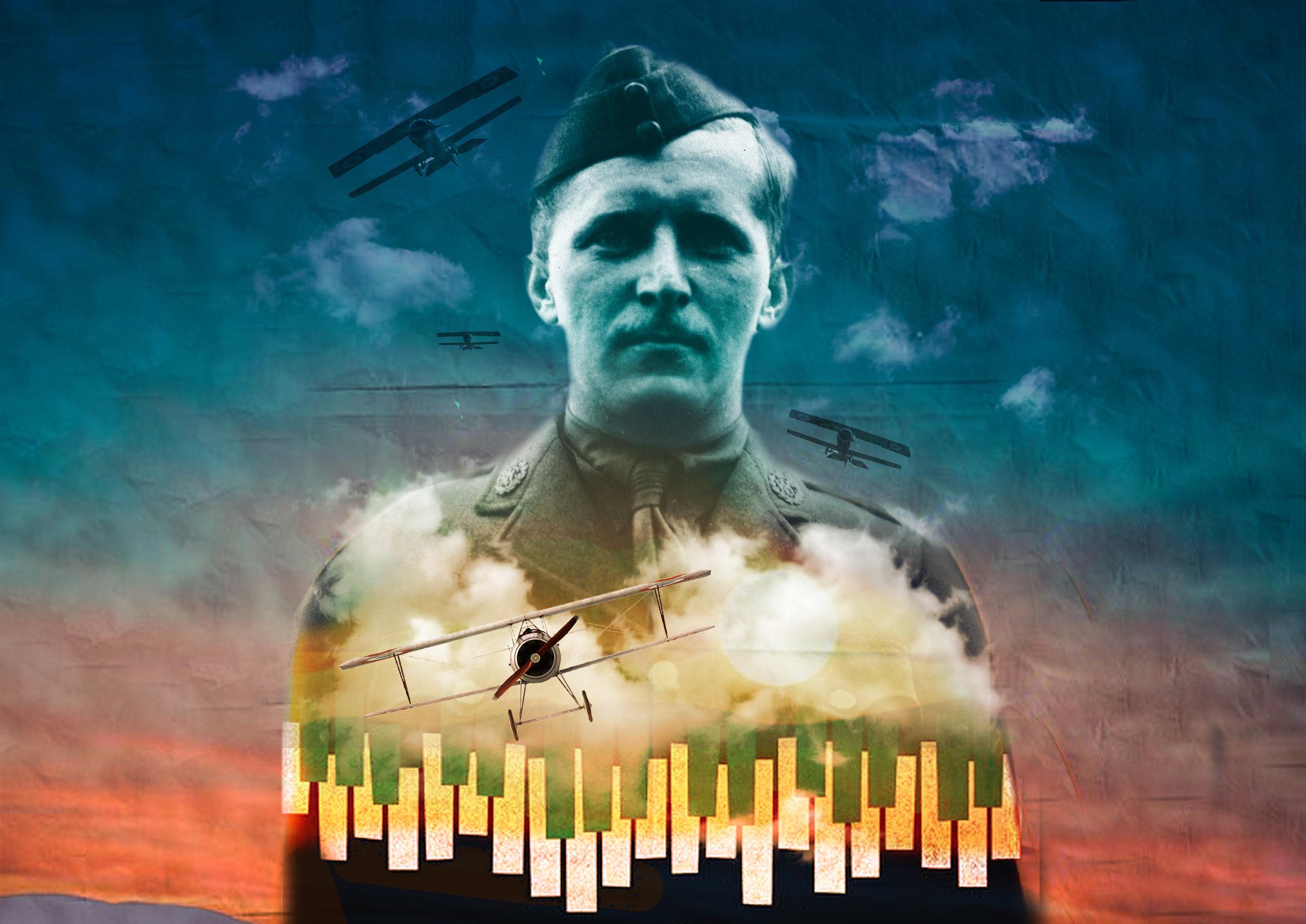 Billy Bishop Goes To War, Jermyn Street Theatre - courtesy of Arsalan Sattari (1).jpg