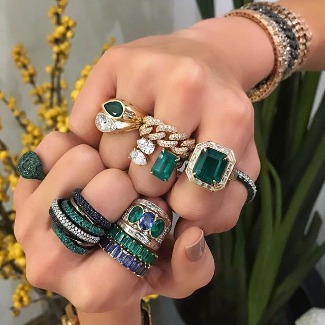 New Year New Jewels 💚💎💚💎💚💎