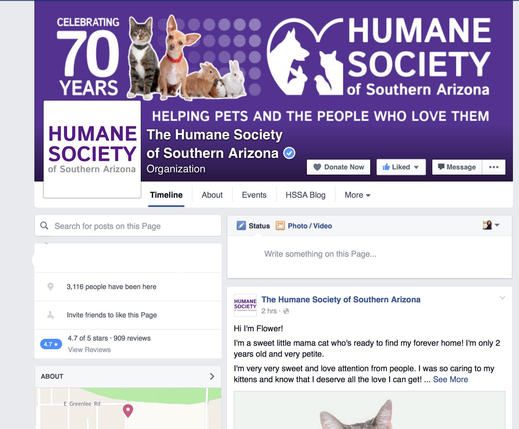 Humane-Society-Southern-Arizona-Facebook