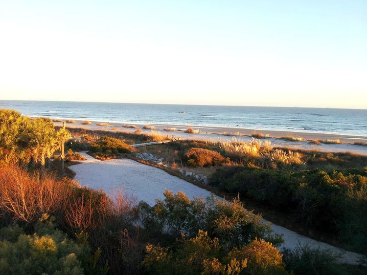 THE GATHERING SPOT : Rambling over 1,600 acres,   Wild Dunes   has plenty to keep wedding guests busy for days: ocean kayaking, golf, a kids' program, and honey magnolia massages in the spa.  (PHOTO: Courtesy of Wild Dunes)