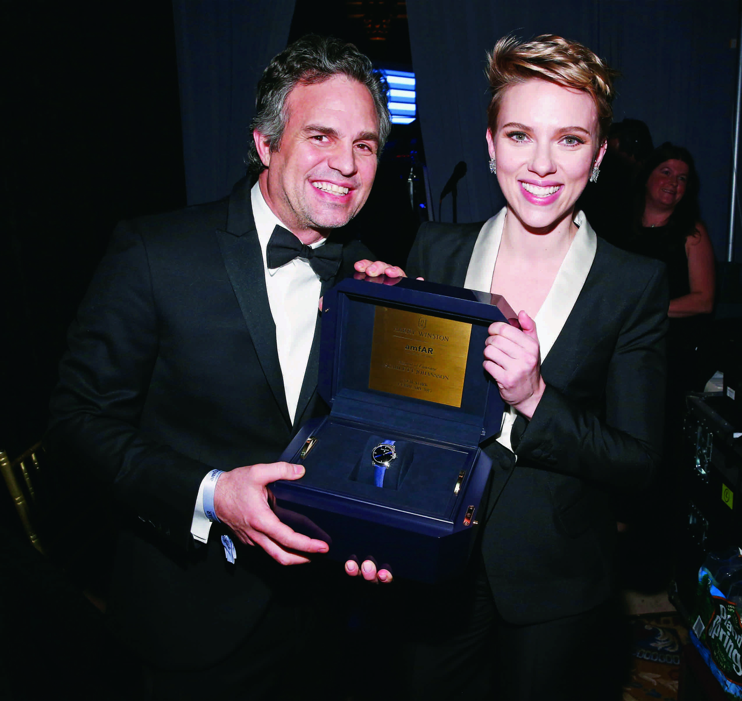 LR - Scarlett Johansson  with the Harry Winston Countdown to a Cure Timepiece_Print_31744.jpg