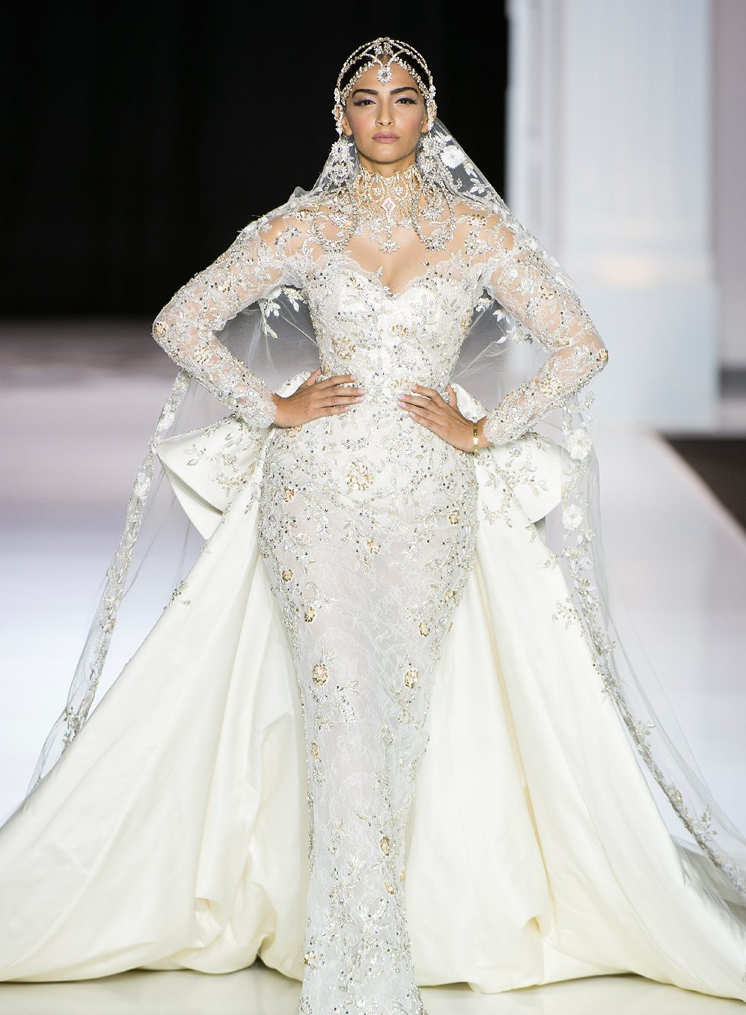 RALPH & RUSSO: Couture Embroideries