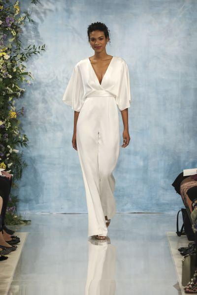 Theia jumpsuit, $1,125.Dan Lecca