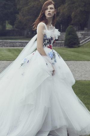 Monique Lhuillier - BRIDAL FALL 2019