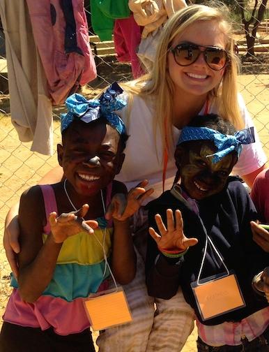 Peyton and her girls