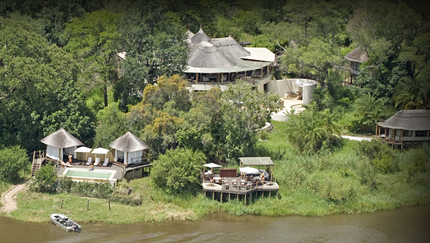 Sussi and Chuma lodge