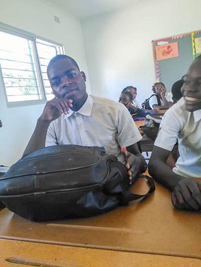 laag geprijsd Super korting innovatief ontwerp Tenson: A Desire to Learn — Arise Africa