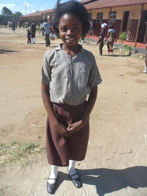 Taonga, 11 years old, grade 6