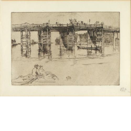 Lot 4 - James McNeill Whistler (1834-1903)