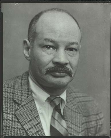 Portrait of Samuel Felrath Hines, Jr. (American, 1913-1993)