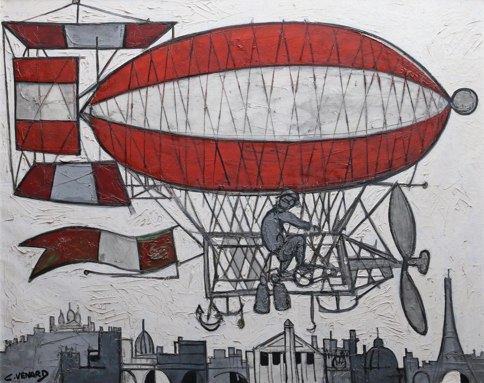 Lot 8 - CLAUDE VENARD (French, 1913-1999)