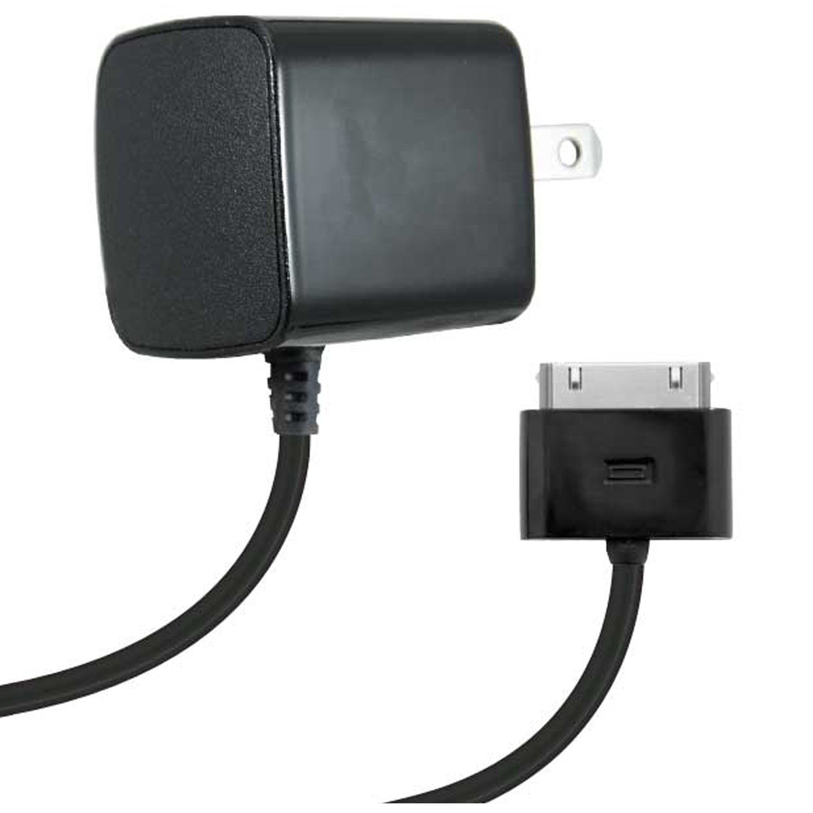1 AMP WALL CHARGER FOR APPLE IPHONE 30PIN