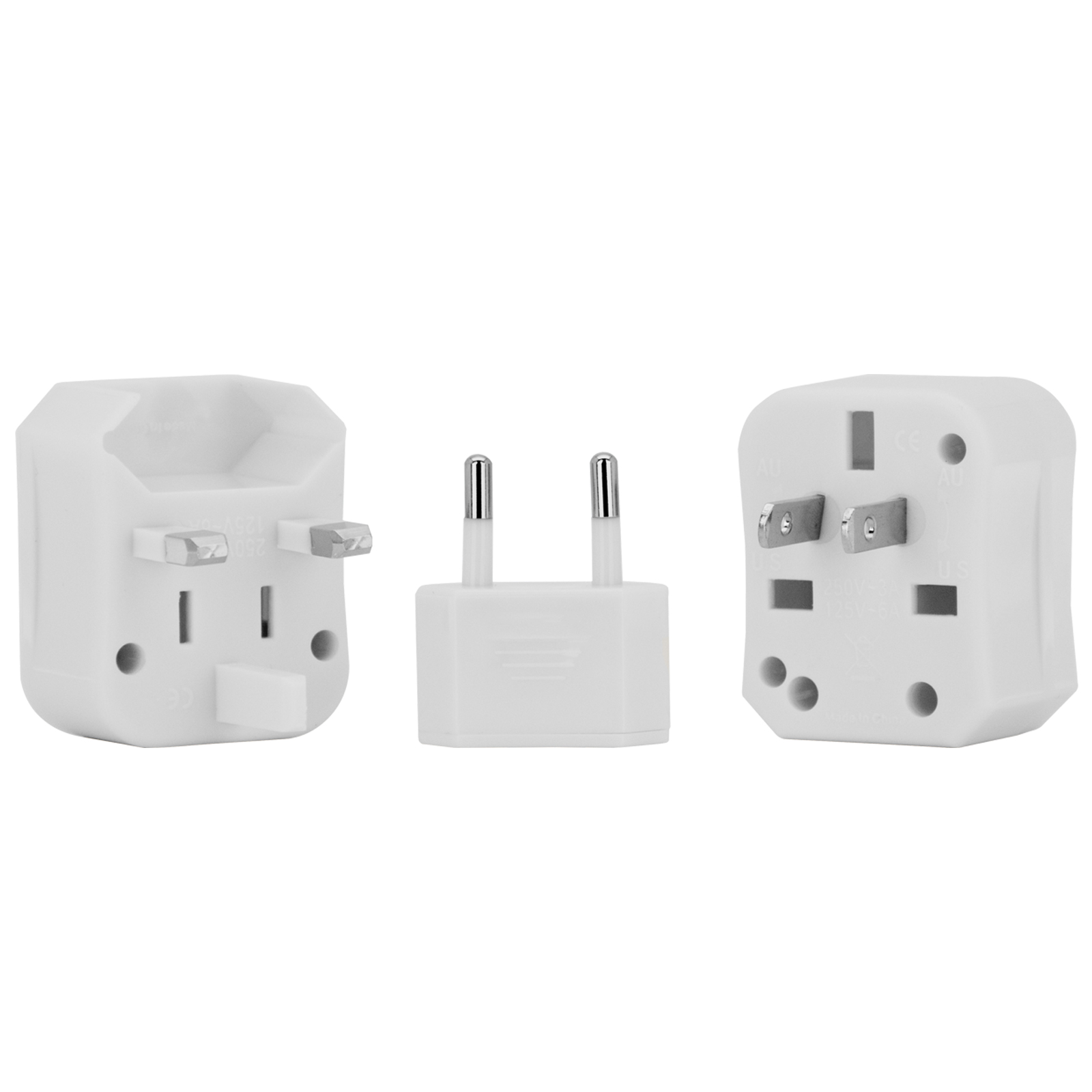4 PIN TRAVEL ADAPTER