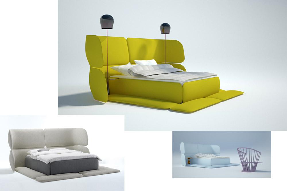 CLOUD SEVEN by Vertijet / Möller Design