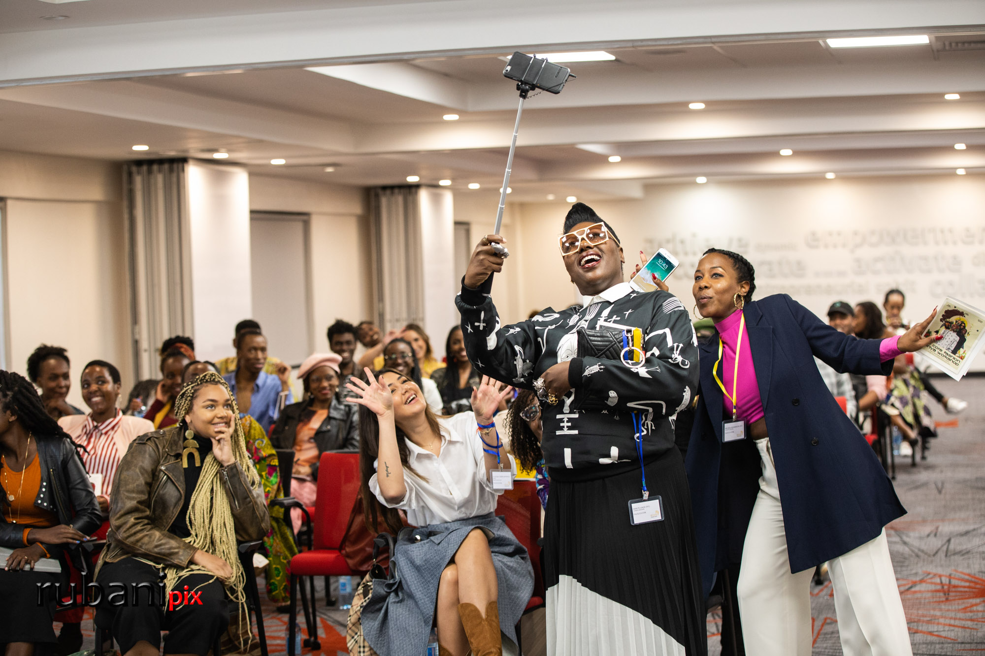 Educate - Designer Mimi Plange talks about the beginnings of her career as a creative director for Rocawear to Melissa Henderson. One takeaway, take risks and negotiate your worth as a employee.