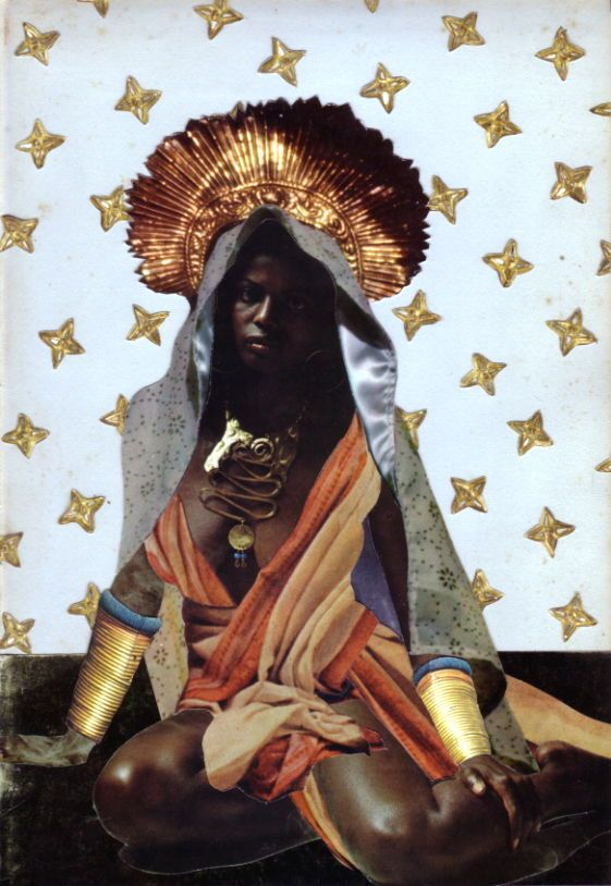 Photo: Black Madonna by Javier Pinon