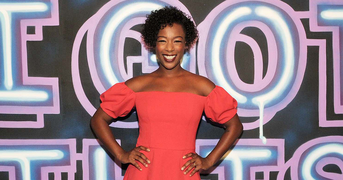 Samira Wiley- AMEX Pay it, plan it Launch NYC 2017