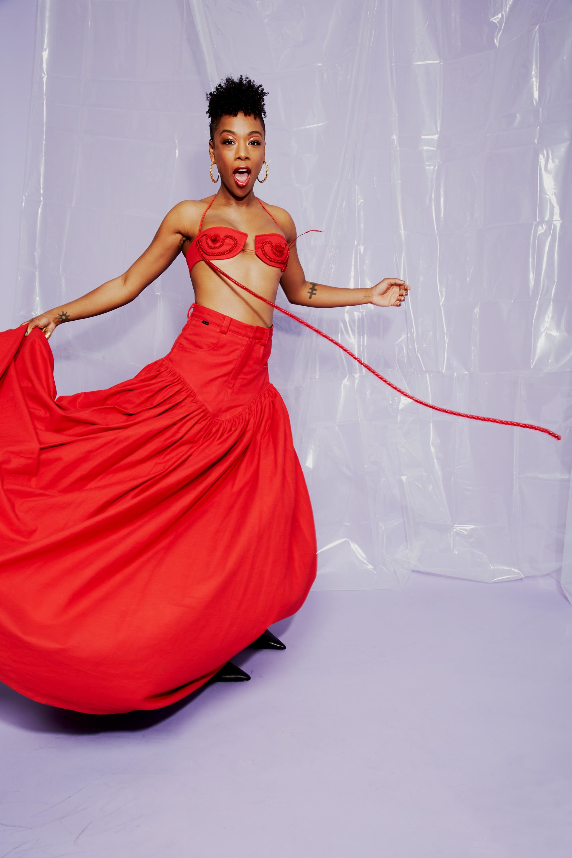 Samira Wiley Pride Issue NYLON 2019