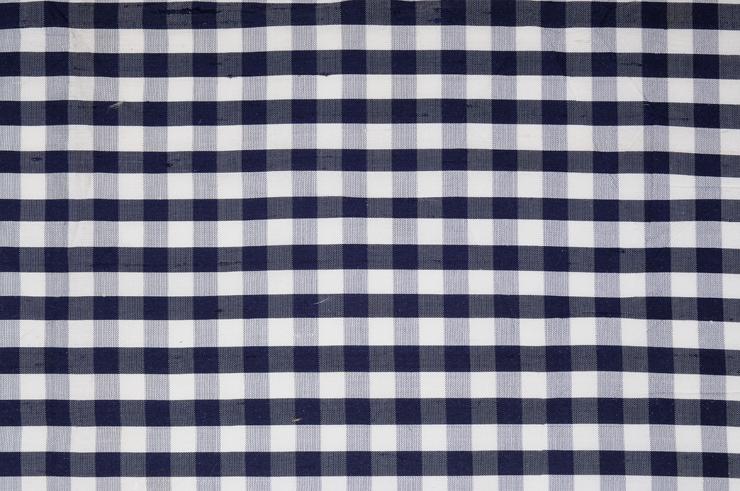 Shantung Checks and Stripe