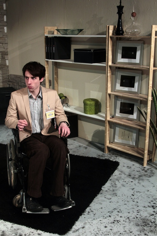 A PLACE AT THE TABLE , Signal Theatre