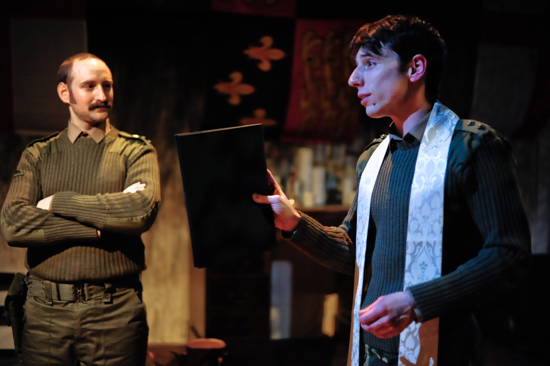 HENRY V , Theatre Delicatessan