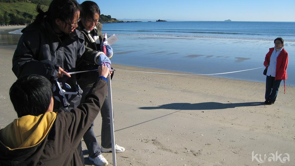 Coastal profiling
