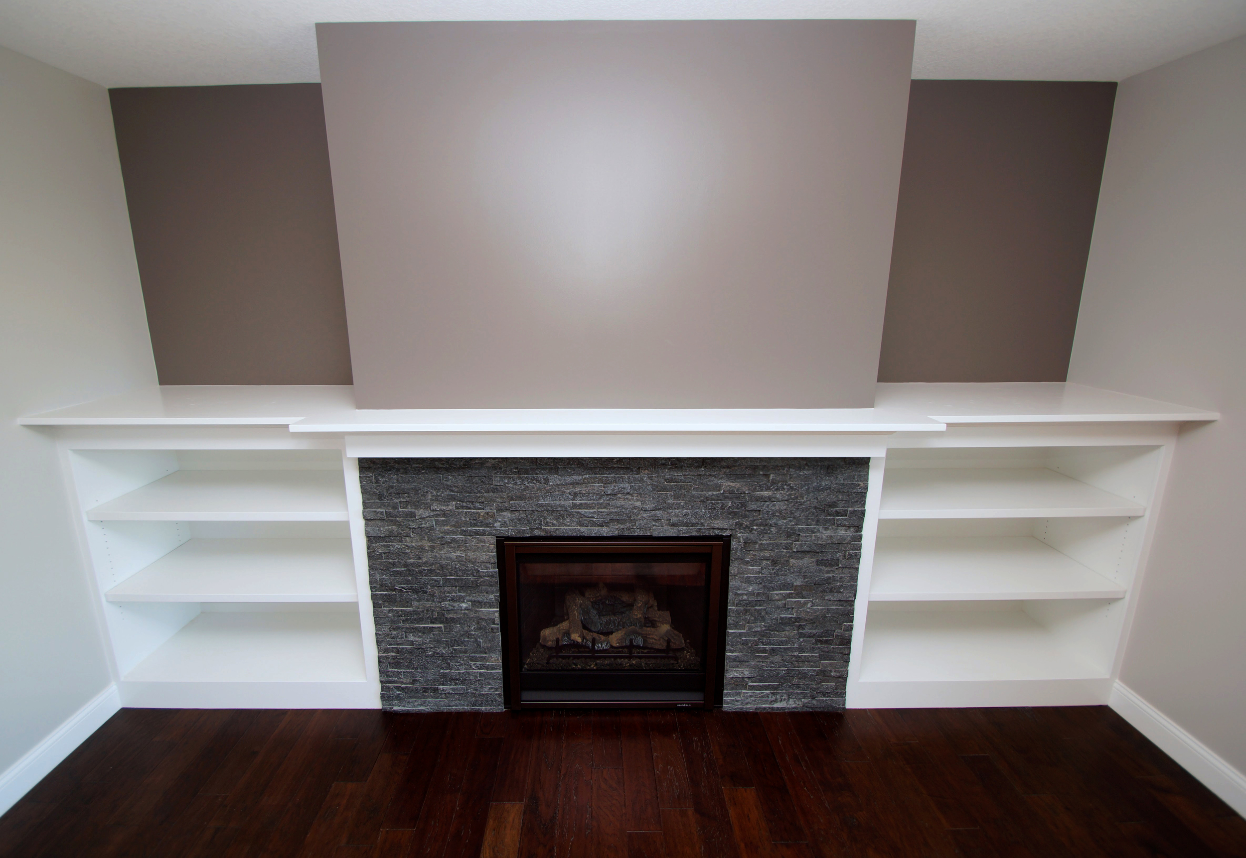 Mantle and Built-ins