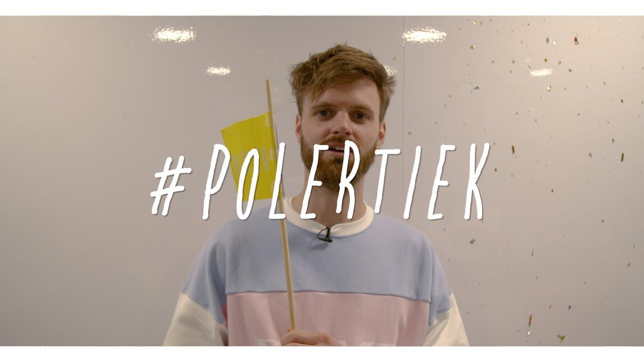 still from #Polertiek YouTube channel