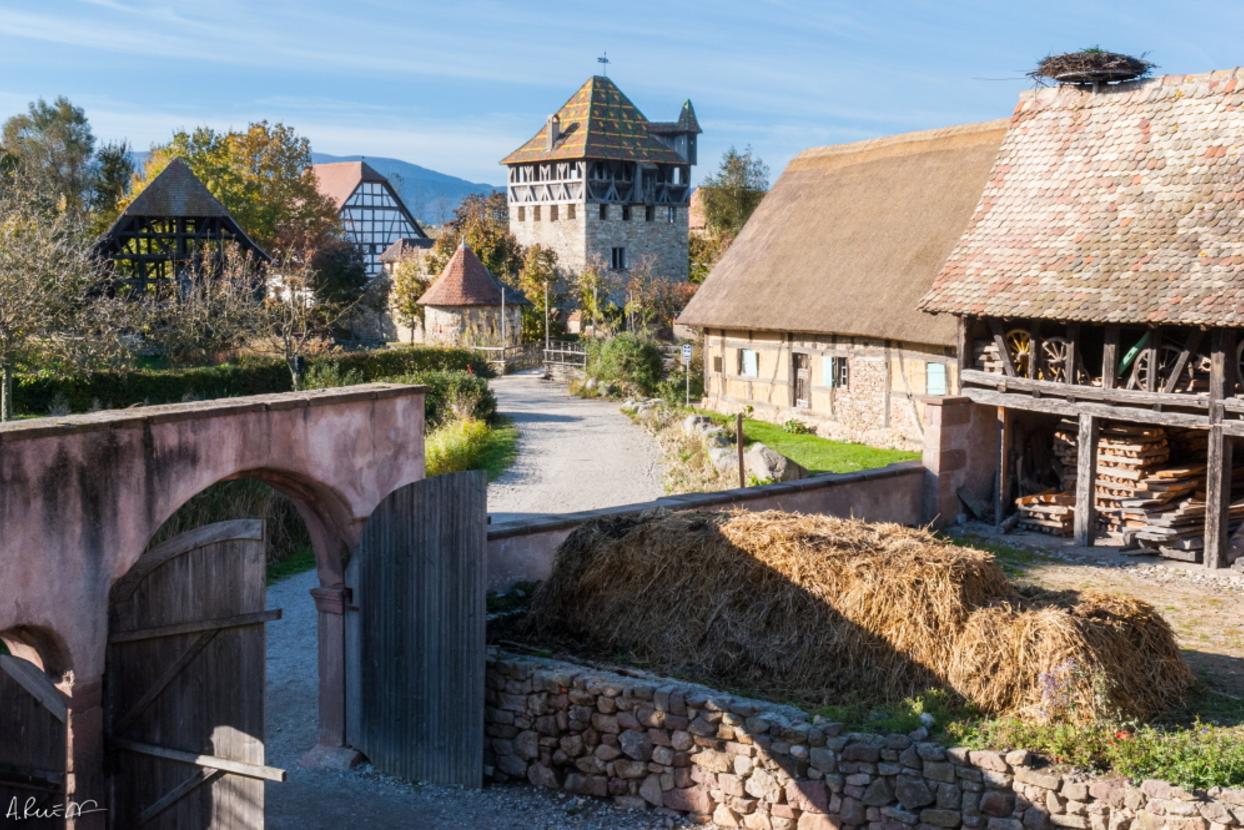 Ungersheim (cc) Alain Rueff/ Flickr